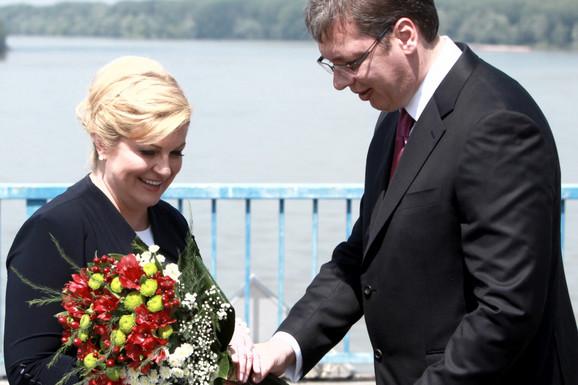 Vučićevom pismu je prethodila serija diplomatskih incidenata između Beograda i Zagreba, a evo zašto će to još dugo biti IGRA BEZ GRANICA