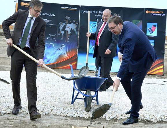 Aleksandar Vučić u Subotici
