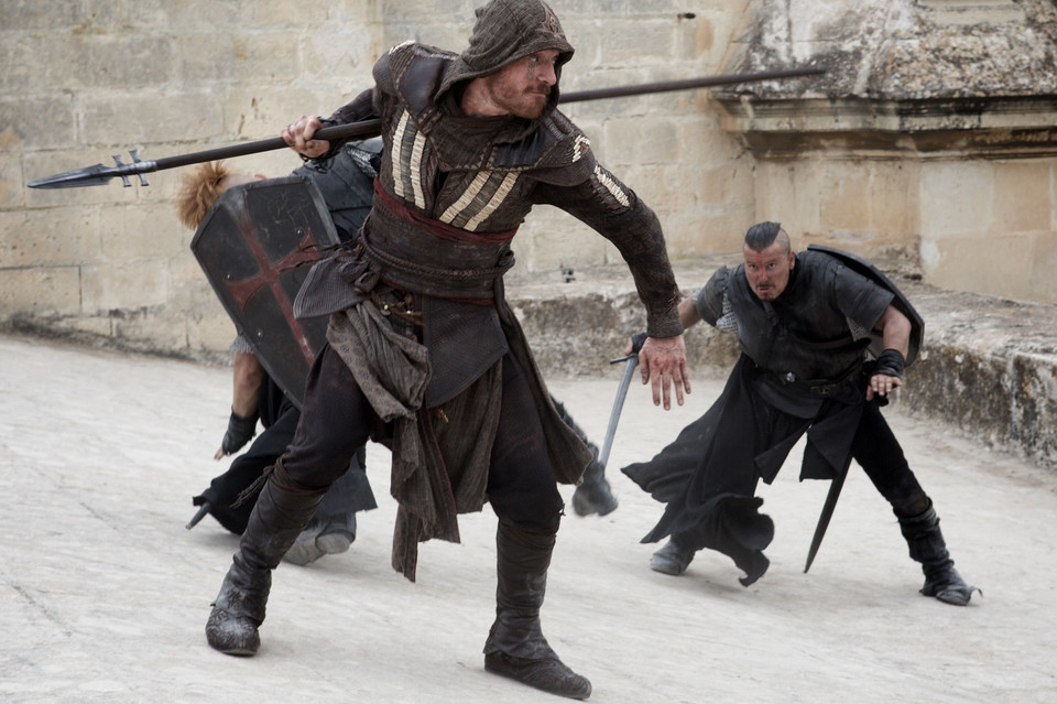 """Assassin's Creed"" - kadr z filmu"