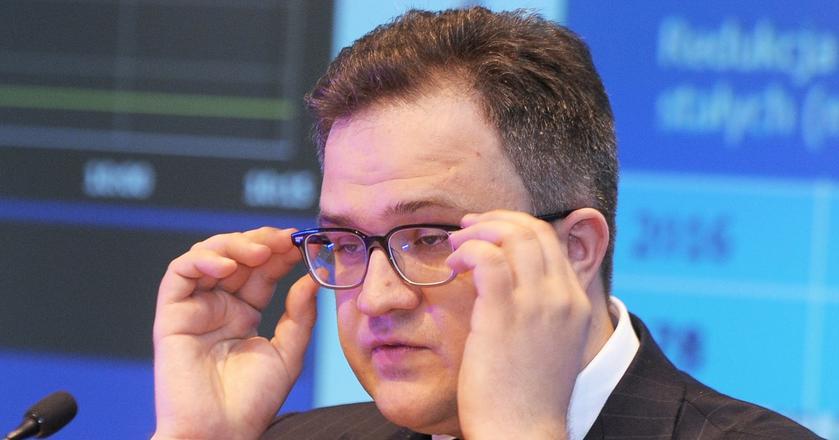 Michał Krupiński kierował PZU od stycznia 2016 roku
