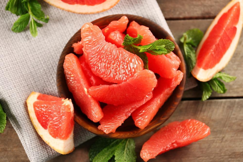 A grapefruitmag csöpög rovar. Bejelentkezés