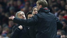 Mourinho znowu narzeka, Klopp odpowiada