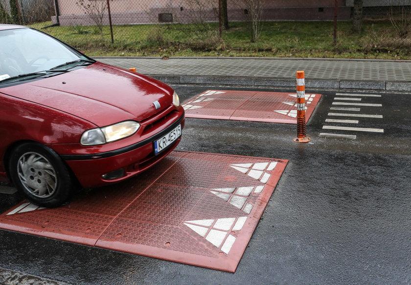 Ulica Bieżanowska w Krakowie