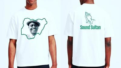 Nigerian men's basketball team wears shirts in tribute to Sound Sultan before heavy defeat to Australia