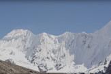 Himalaji planina sneg