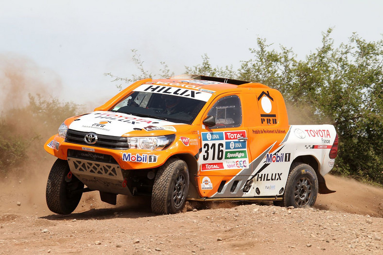 Rajd Dakar 2016 - fot. Willy Weyens
