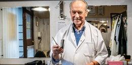 Oto najstarszy fryzjer męski w Polsce. Nie uwierzycie, kogo strzygł