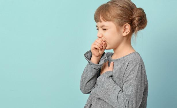 Grypa i Covid-19 u dzieci mają rożny przebieg