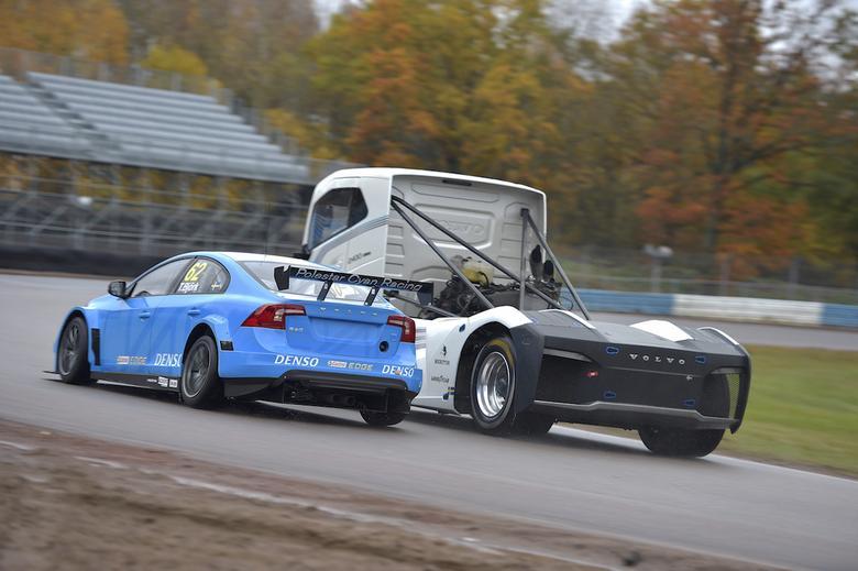 Volvo Iron Knight i S60 TC1 - szwedzkie piekło