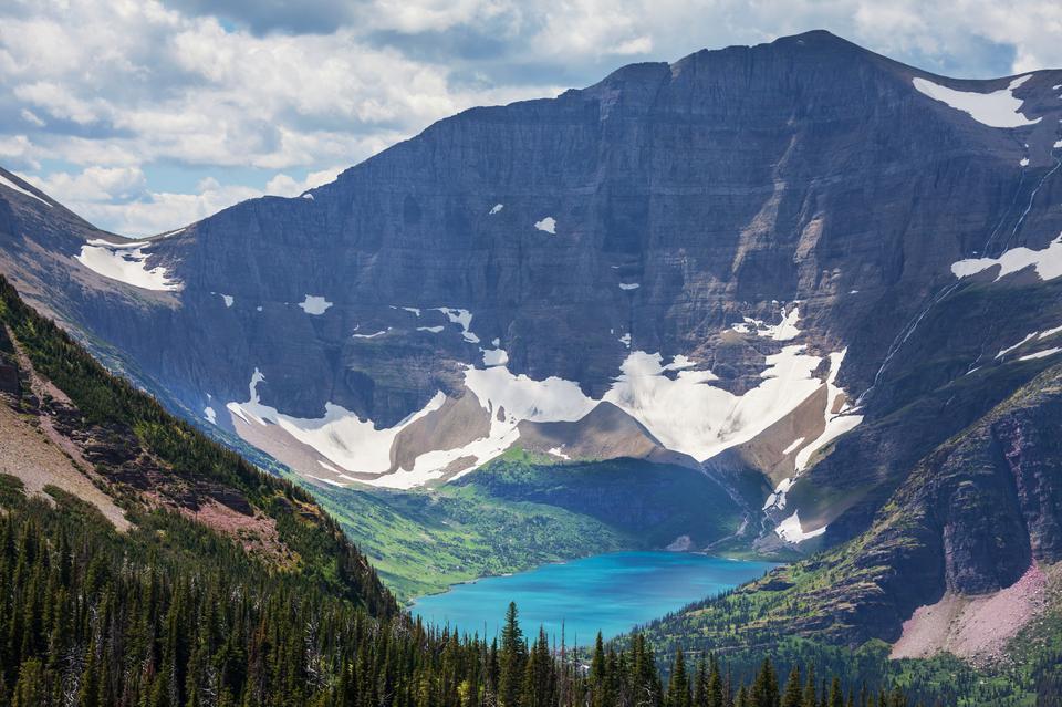 Park Narodowy Glacier, USA