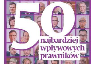 Co ma prawnik do piekarza: Krzysztof Jedlak o rankingu DGP '50 najbardziej wpływowych prawników'
