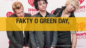 6 faktów o Green Day, o których nie mieliście pojęcia
