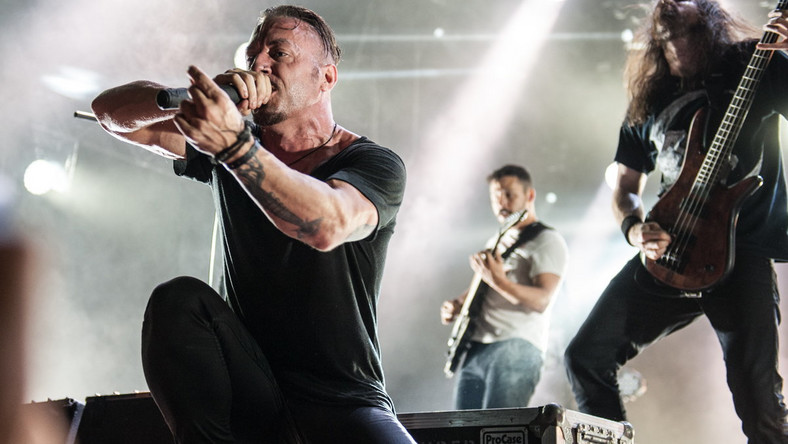 The Dillinger Escape Plan / OFF Festival 2015 Katowice