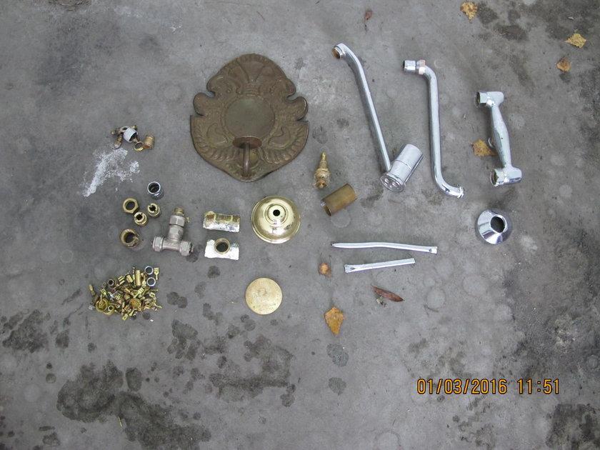 Policja z Chrzanowa odzyskała przedmioty z kradzieży