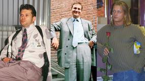 Moda męska: znani Polacy w obciachowych latach 90.