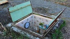 Mediolan: artysta zamienił studzienki kanalizacyjne w mieszkania