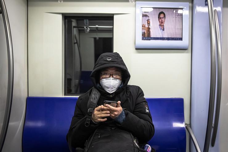 Peking koronavirus 01 foto EPA Roman Pilipey