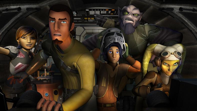 """""""Star Wars: Rebelianci"""" dopisują do sagi kolejny epizod"""