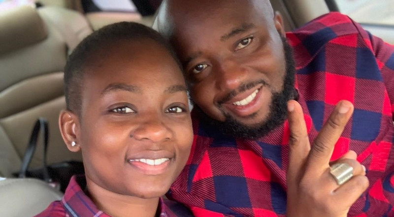 Trigmatic and wife mark third wedding anniversary