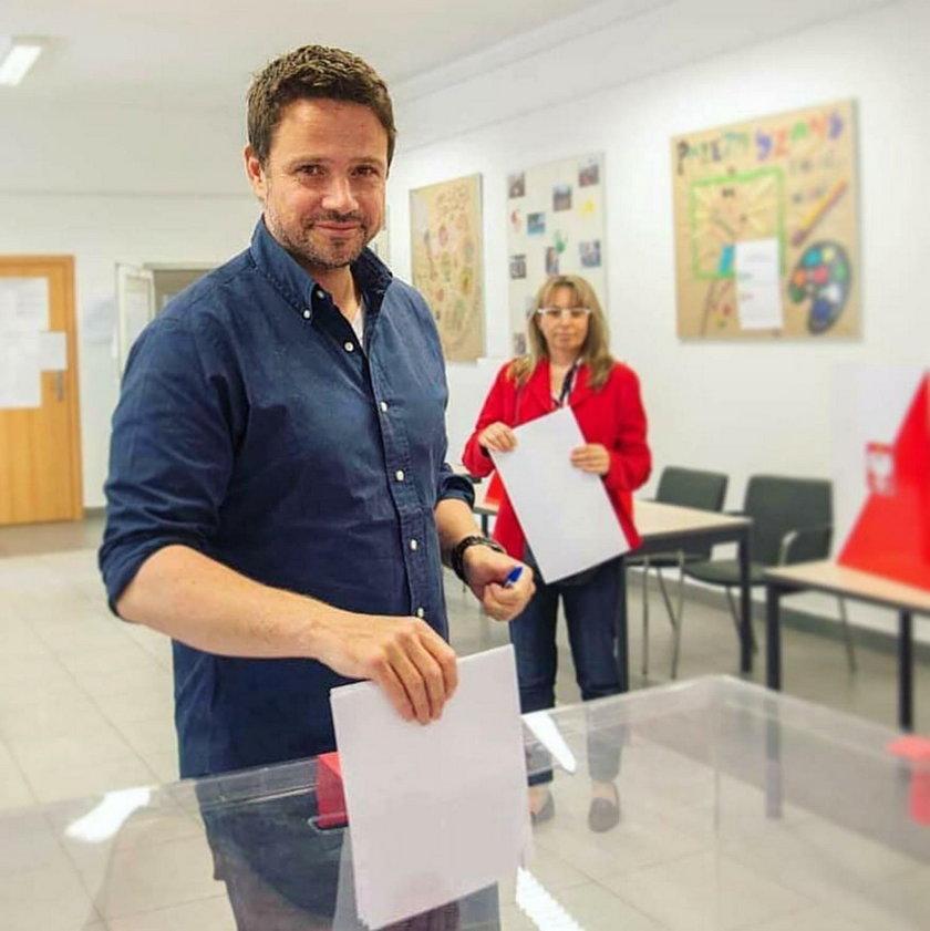 Wybory do Parlamentu Europejskiego. Tak głosują politycy