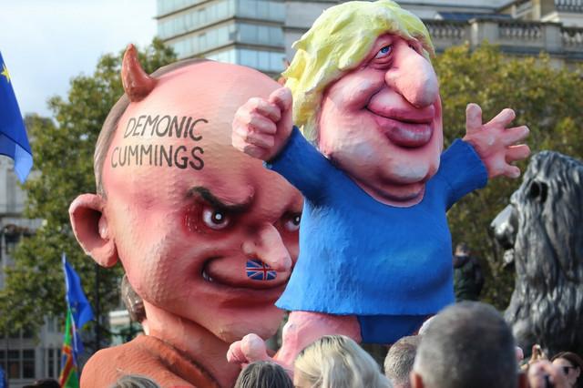 Sa protesta zbog Bregzita u oktobru prošle godine