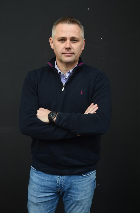 Igor Jurić, osnivač Fondacije