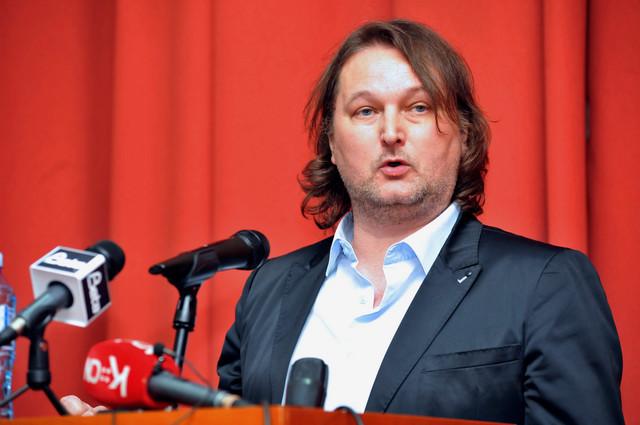 Laslo Blašković, upravnik Narodne biblioteke Srbije