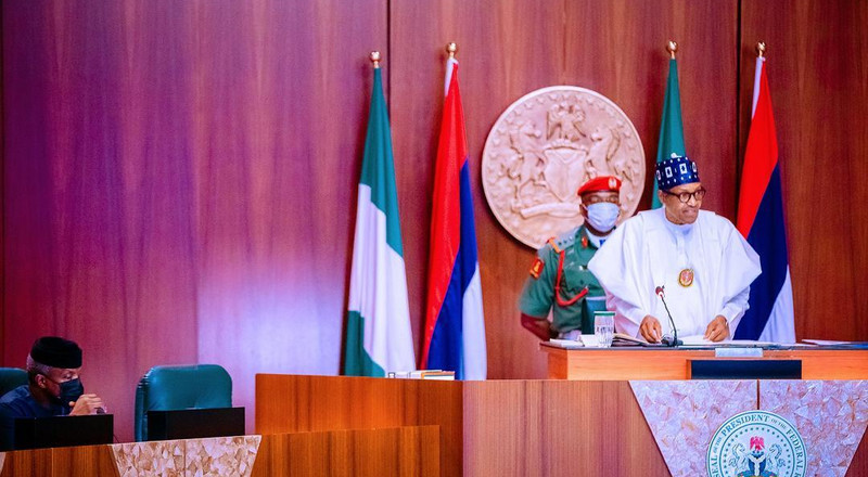 Buhari: 'I'll be reopening the borders as soon as possible'