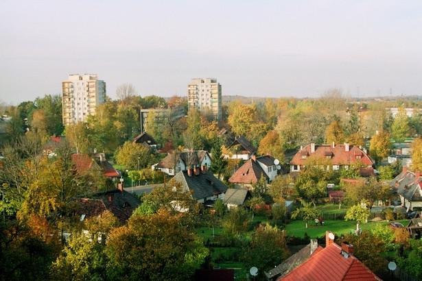 Katowice_Giszowiec, fot. Paul167/Wikimedia Commons, lic. cc-by-sa 2.5