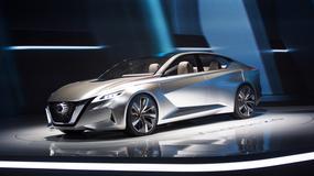 Detroit 2017: Nissan Vmotion 2.0 najlepszym konceptem