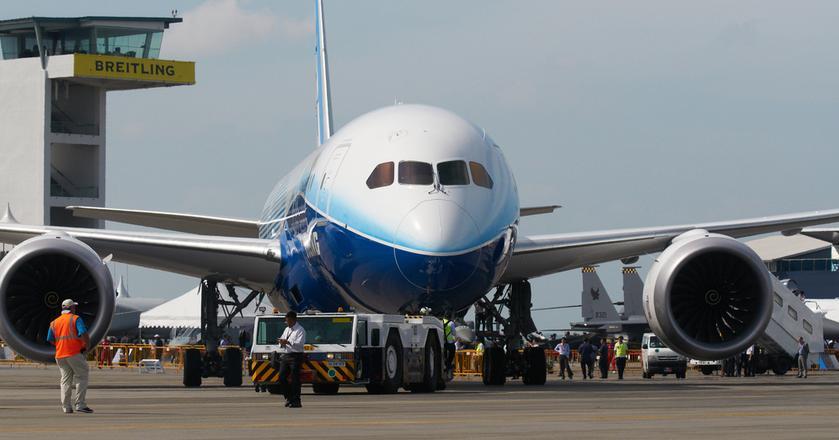 Każdego dnia na świecie odbywa się ponad 100 tys. lotów