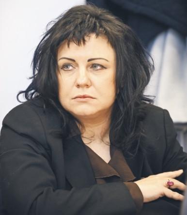 """Małgorzata Bednarek, prezes Niezależnego Stowarzyszenia Prokuratorów """"Ad-Vocem"""""""