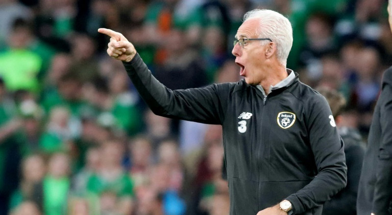 McCarthy expects Republic to seal Euro 2020 berth