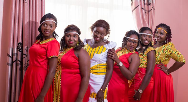 Kalenjin traditional wedding(antonytrivet)