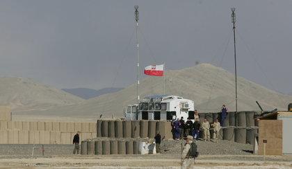 Nie żyje polski żołnierz ranny w Afganistanie