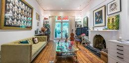 Gitarzysta Rolling Stones sprzedaje dom. Wnętrza powalają