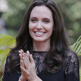 """Angelina Jolie na premierze filmu """"First They Killed My Father"""""""