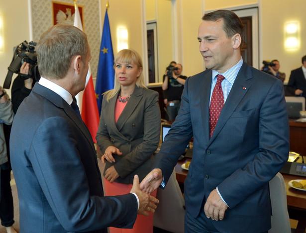 Posiedzenie rządu. Fot. PAP/Radek Pietruszka