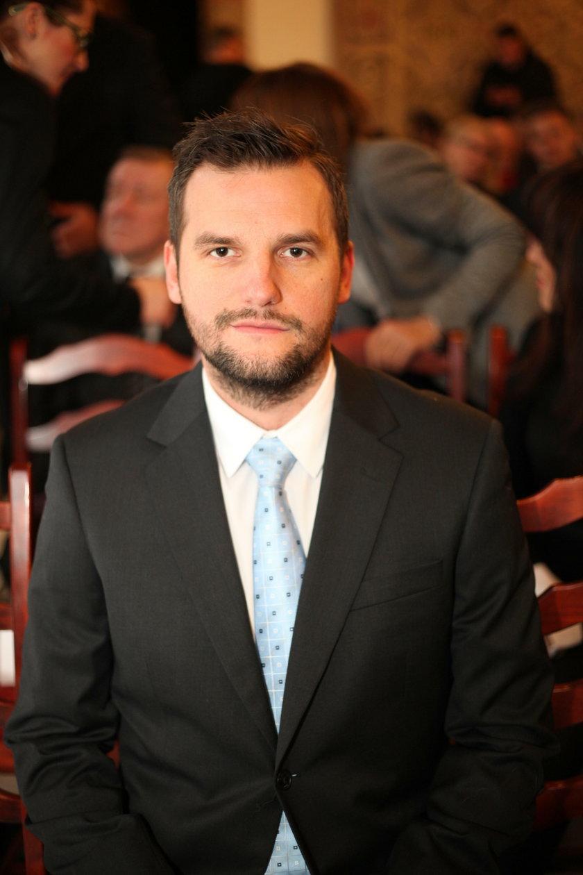 Łukasz Hamadyk (dawniej PiS)