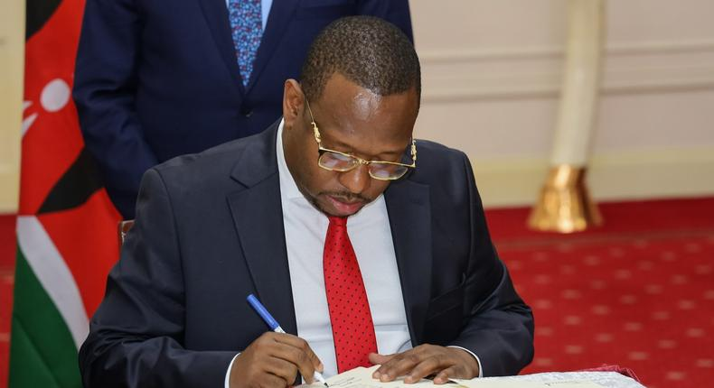 I initiated it - Nairobi Governor Mike Sonko explains how handover deal with National Government was hatched