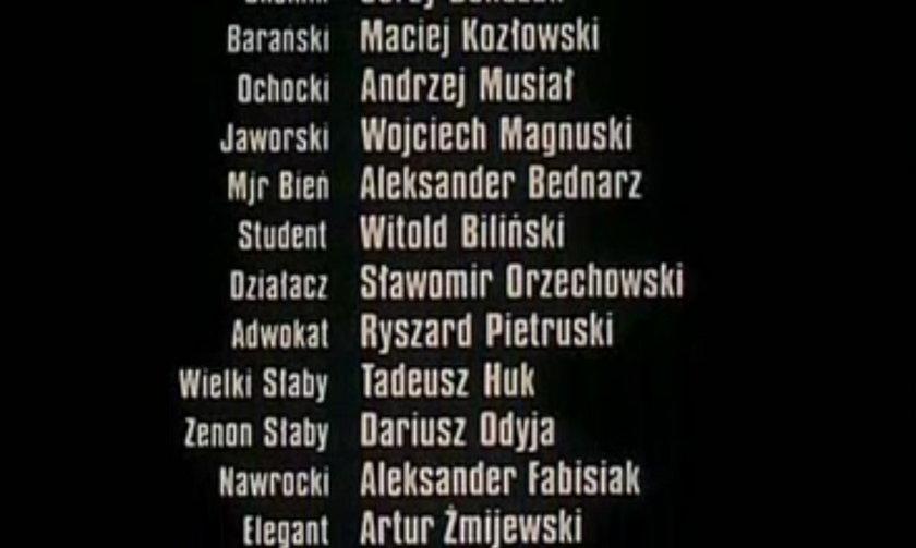 """Błędy i niedoróbki w """"Psach"""" Pasikowskiego"""