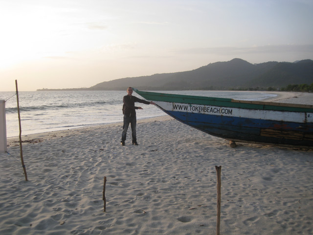 Henrik Jepesen u Sijera Leoneu