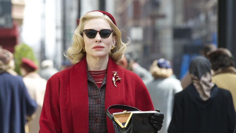 """Oscarowi komentatorzy podkreślają, że Hollywood potrzebuje świeżej aktorskiej krwi i dlatego złotej statuetki nie zdobędzie Cate Blanchett (za kreację w """"Carol""""). Tym bardziej, że dwie już odebrała (dzięki """"Blue Jasmine"""" i """"Aviatorowi"""")."""