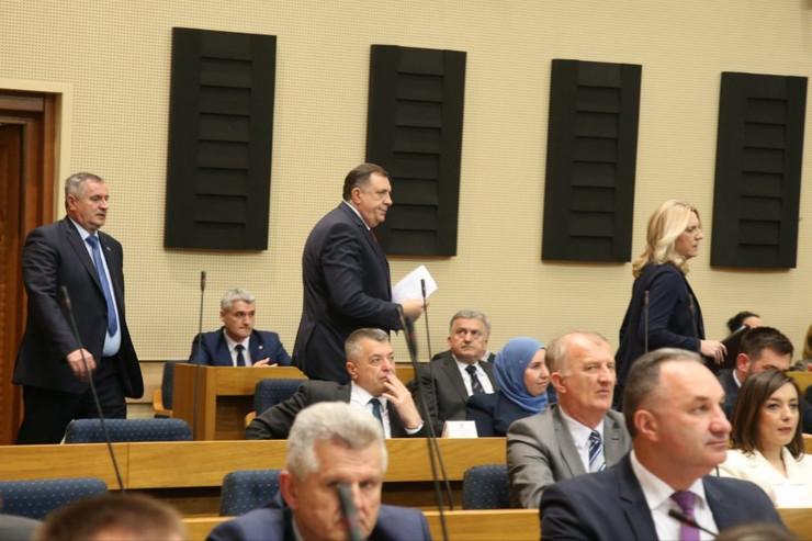 Milorad Dodik u NSRS