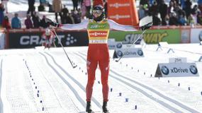Justyna Kowalczyk testuje trasę olimpijską