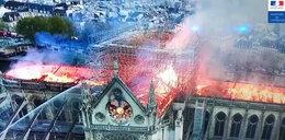 Pożar Notre Dame. Niezwykły gest męża Salmy Hayek!