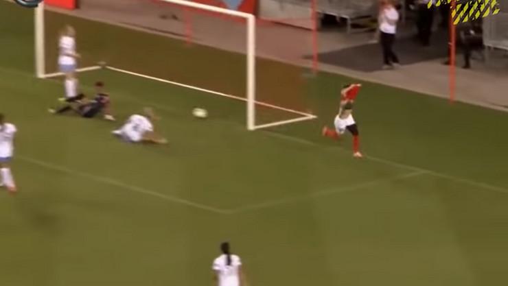 Najluđe proslave golova u ženskom fudbalu