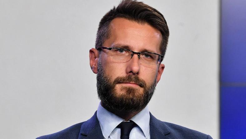 Radosław Fogiel PAP/Radek Pietruszka