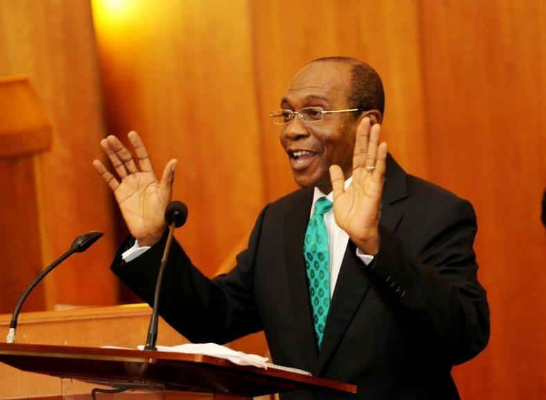 CBN Governor, Godwin Emefiele, denies claims that he has been sacked (Guardian)