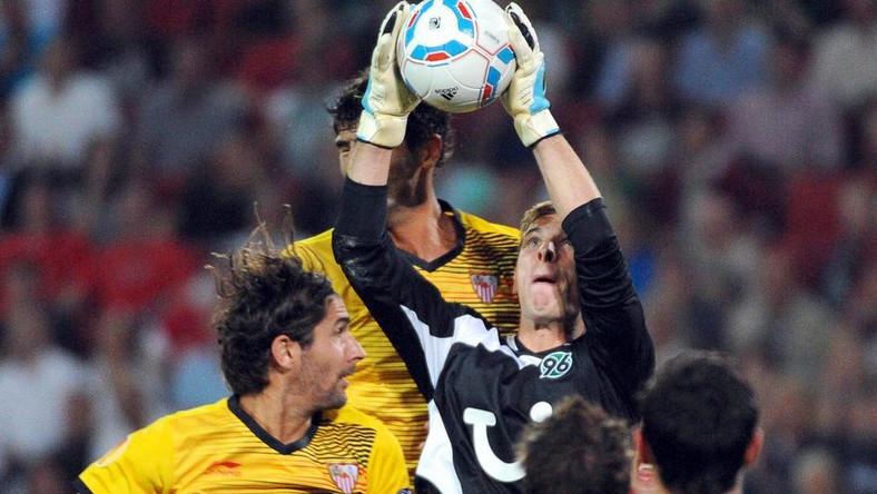 Ron-Robert Zieler znajdzie się w kadrze reprezentacji Niemiec z Polską